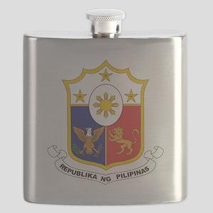 Philippine COA3 Flask