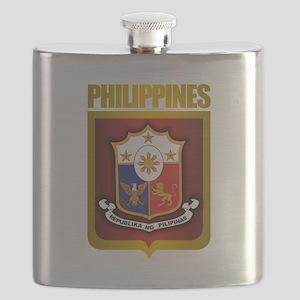 Philippine Gold Flask