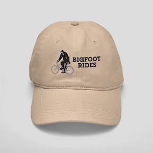 Bigfoot Rides Cap