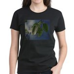 Reflected Light from the River Women's Dark T-Shir