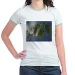Reflected Light from the River Jr. Ringer T-Shirt