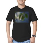 Reflected Light from the River Men's Fitted T-Shir