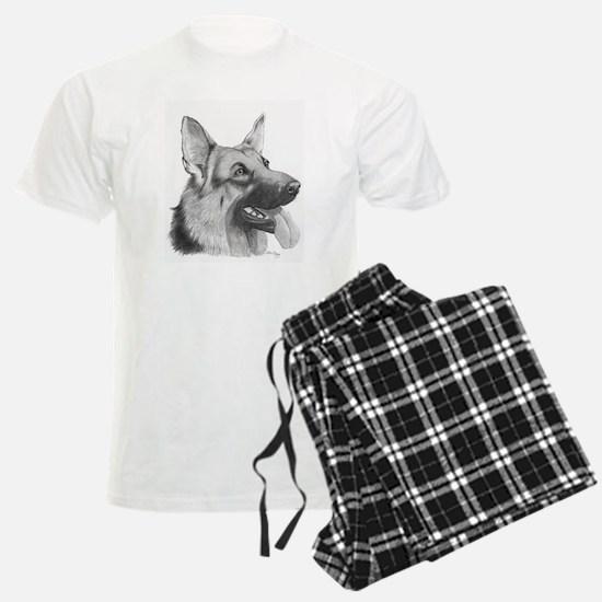 German Shepard Pajamas