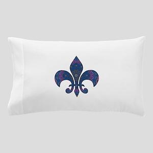 Alchemy Fleur De Lys Pillow Case