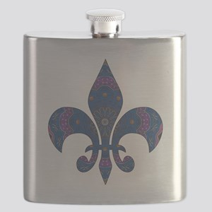Alchemy Fleur De Lys Flask