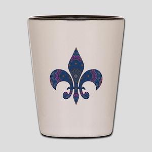 Alchemy Fleur De Lys Shot Glass