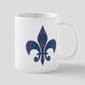 Alchemy Fleur De Lys Mug