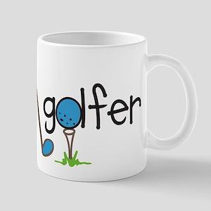 Golfer Mug