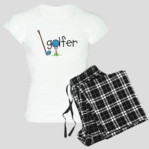 Golfer Women's Light Pajamas