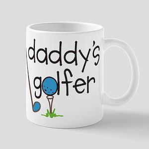 Daddys Lil Golfer Mug