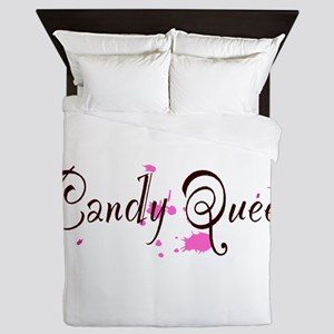 Candy Queen Queen Duvet