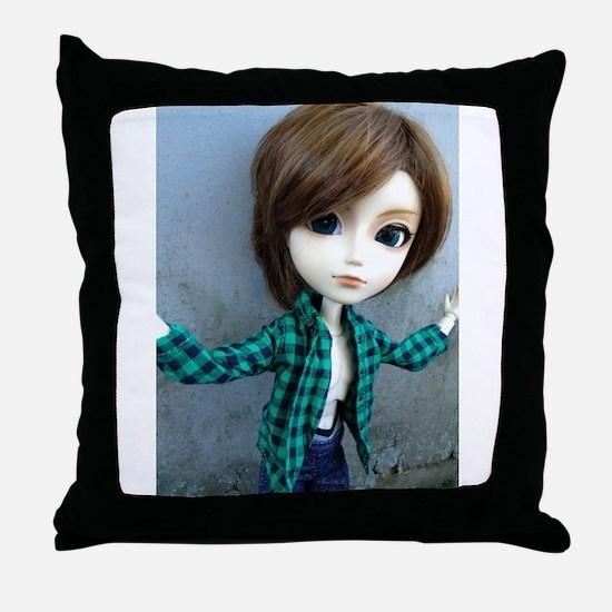 Taeyang BJD Throw Pillow