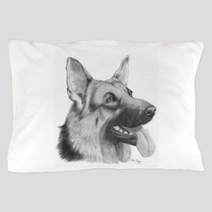 German Shepard Pillow Case