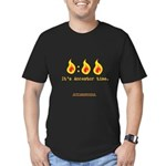 It's Ancestor Time - Fitted T-Shirt