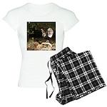 Wild Turkey Women's Light Pajamas