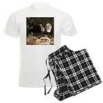 Wild Turkey Men's Light Pajamas