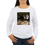 Wild Turkey Women's Long Sleeve T-Shirt