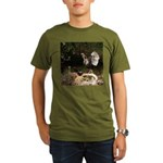 Wild Turkey Organic Men's T-Shirt (dark)