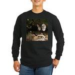 Wild Turkey Long Sleeve Dark T-Shirt