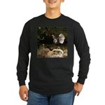 Wild Turkey Long Sleeve Dark T-Shirt