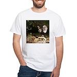 Wild Turkey White T-Shirt