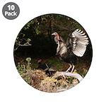 """Wild Turkey 3.5"""" Button (10 pack)"""