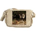Wild Turkey Messenger Bag