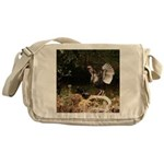 Wild Turkey Messenger Bag