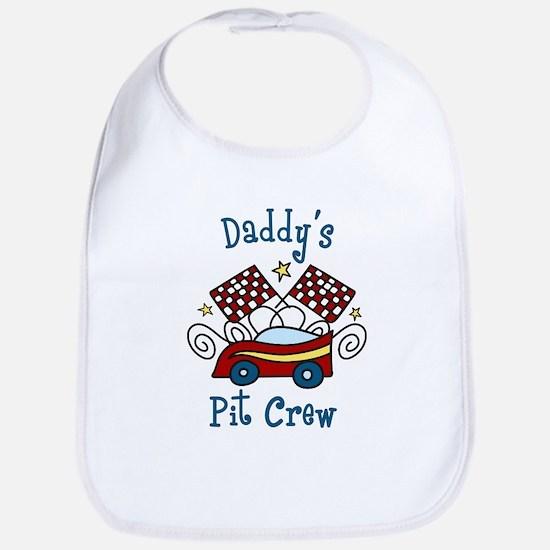 Daddys Pit Crew Bib