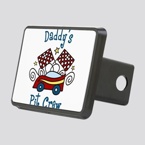 Daddys Pit Crew Rectangular Hitch Cover