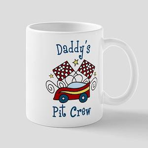 Daddys Pit Crew Mug