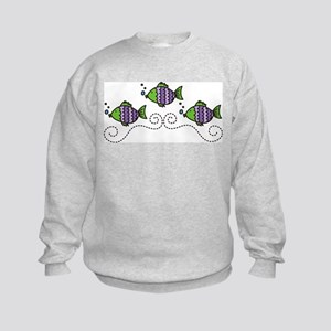 Fish Kids Sweatshirt