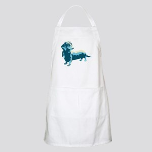 Dachshund Pop Art dog Apron