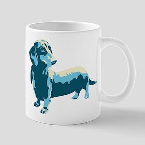 Dachshund Pop Art dog Mug