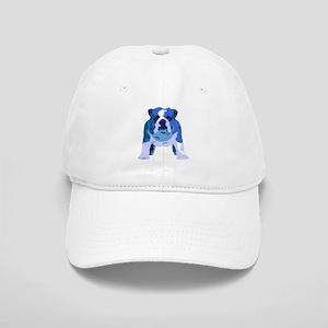 English Bulldog Pop Art Cap