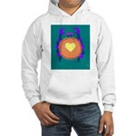 Crab Hooded Sweatshirt