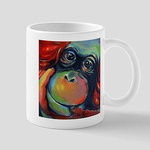 'Orangutan Sam' Mug