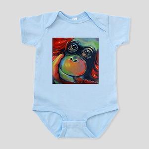 Orangutan Sam Infant Bodysuit