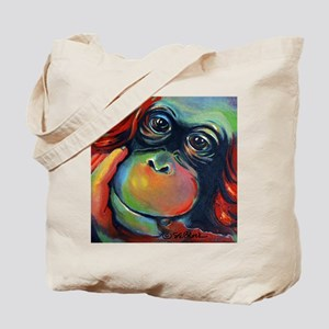 Orangutan Sam Tote Bag
