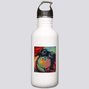 Orangutan Sam Stainless Water Bottle 1.0L