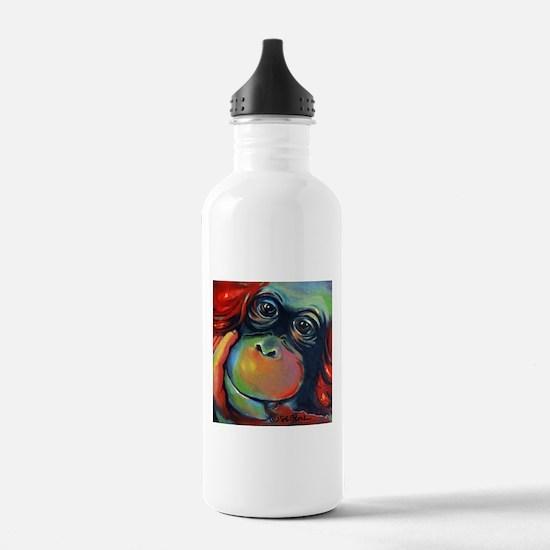 Orangutan Sam Water Bottle