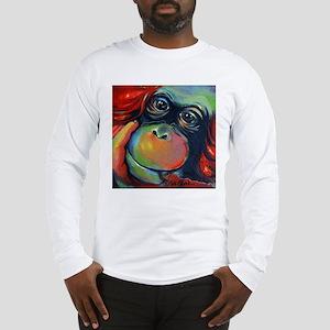Orangutan Sam Long Sleeve T-Shirt