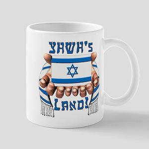 YHWH's Land! Mug