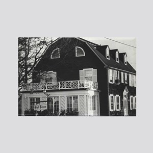 amityville house Rectangle Magnet