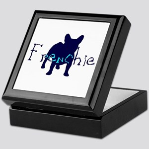 Frenchie Craze Keepsake Box