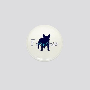 Frenchie Craze Mini Button