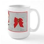 Santa the Freemason's Large Mug