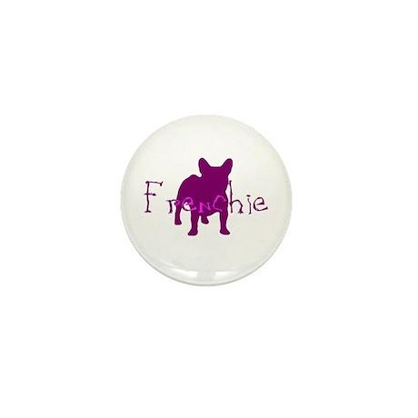 Frenchie Craze Mini Button