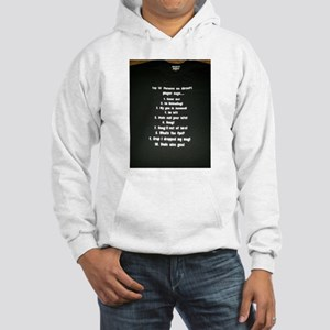 top 10 Phrases an Airsoft player says Hooded Sweat