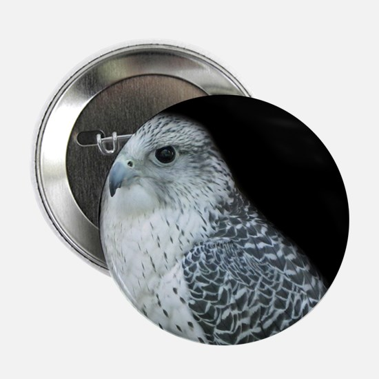 "GyrFalcon out on the town 2.25"" Button"